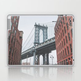 Dumbo Brooklyn New York City Laptop & iPad Skin