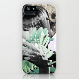 Vintage Inspired Collage iPhone Case