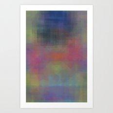 Blend#2 Art Print