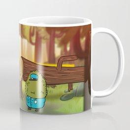 DETECTIVE TREE Coffee Mug