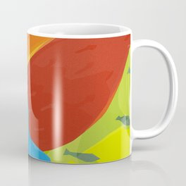 A Fish Out Of Water Coffee Mug