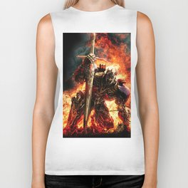 force for good Biker Tank