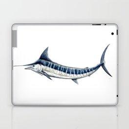 Blue Marlin (Makaira nigricans) Laptop & iPad Skin