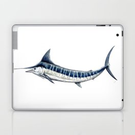 Blue Marlin (Makaira nigricans) Laptop & iPad Skin