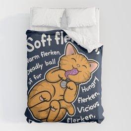 Soft Flerken Comforters