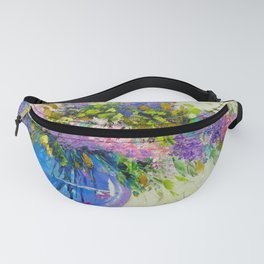 Bouquet of lilac Fanny Pack
