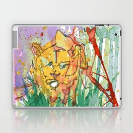 Lonely Lion Hearts Laptop & iPad Skin