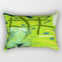 Homage to Balzac n.11 Rectangular Pillow