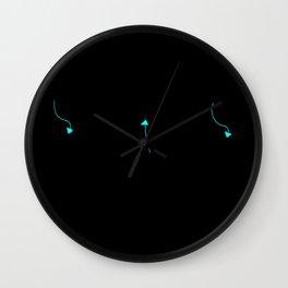 Threadless Live at Marwen: Alex Mendez Wall Clock