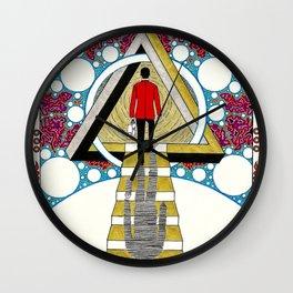 """Long Strange Trip to Paradise,"" 2015 Wall Clock"