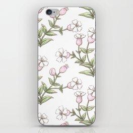 Sea Campion iPhone Skin