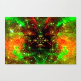 Crab Stardust- The Mind Explodes Canvas Print