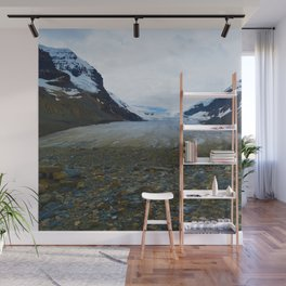 Columbia Icefields in Jasper National Park, Canada Wall Mural