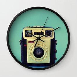 Starmatic Camera Wall Clock