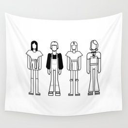 ABBA Wall Tapestry