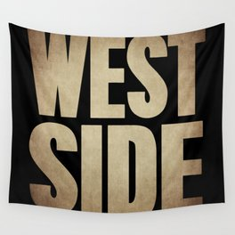 WESTSIDE  Wall Tapestry