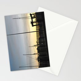 The port Stationery Cards