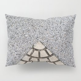 Pattern on floor Pillow Sham