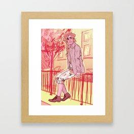 Jean Prouvaire Framed Art Print