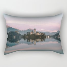 Bled, Slovenia IV Rectangular Pillow