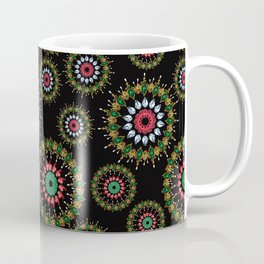 Renaissance Jewel Mandala Coffee Mug