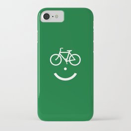Bike Lane :) iPhone Case
