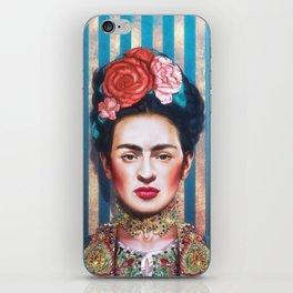 """Frida"" iPhone Skin"
