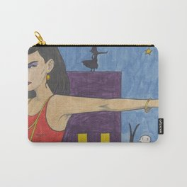Bad Fortune Carry-All Pouch