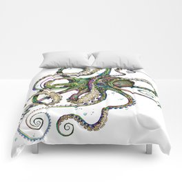 Octopsychedelia Comforters