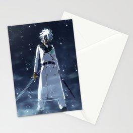 Toshiro Hitsugaya Zombie Stationery Cards