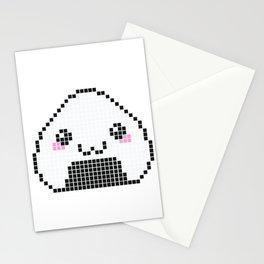 Kawaii Onigiri Stationery Cards