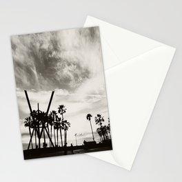 Venice B&W Stationery Cards