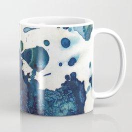 Cloudy skies and a few drops of rain. Coffee Mug