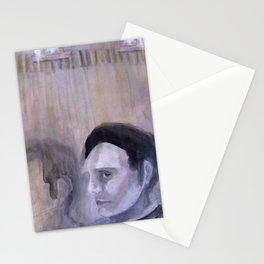 Gray Man Stationery Cards