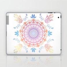 BOHO HAMSA MANDALA Laptop & iPad Skin