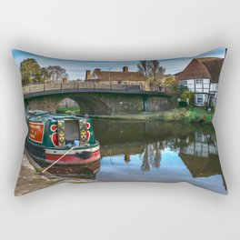 Hungerford Wharf Rectangular Pillow