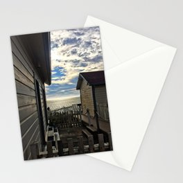 hostel not hostile Stationery Cards