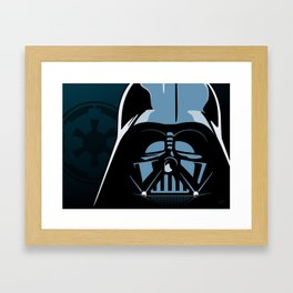 Dark Lord Framed Art Print
