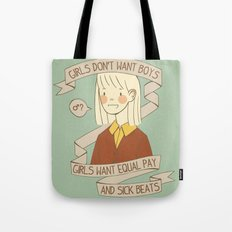 Sick Beats Tote Bag