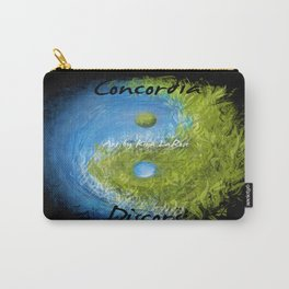 Concordia Discors II Carry-All Pouch