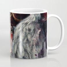 Mononoke San and The Spirit of the Wolf Mug