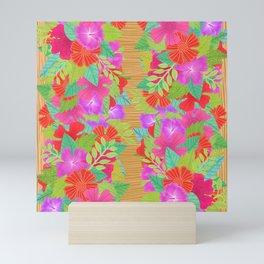 Tiki Vibes Mini Art Print
