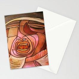 EL MIEDO DEL TORERO Stationery Cards