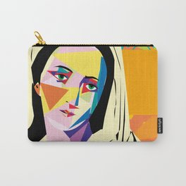 Oh Maria Carry-All Pouch