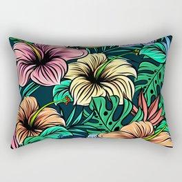 Where the beauty flies. Rectangular Pillow