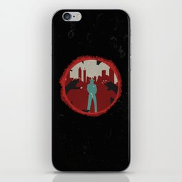 Law's Last Stand iPhone Skin