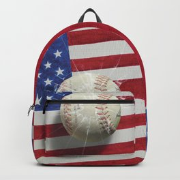 Baseball - New York, New York Backpack