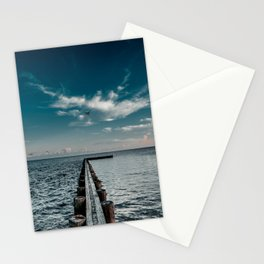 Fly 2 the Pier - LG Stationery Cards