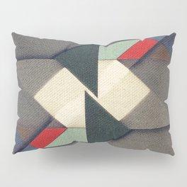 La Réunion Geometrique Pillow Sham