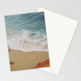 Sand and Sea Stationery Cards